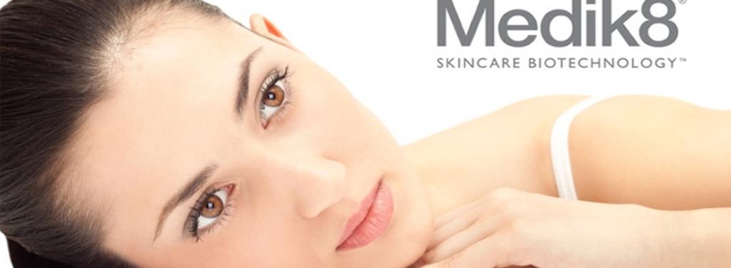 Medik8 Skincare Biotechnology Poster